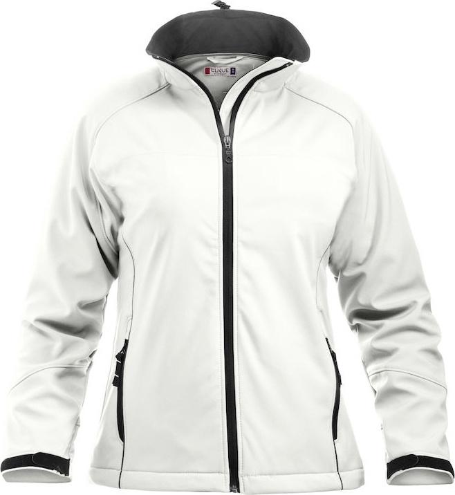 il prezzo rimane stabile come scegliere migliore a buon mercato Softshell Jacket Ladies (stone white) for embroidery and printing ...