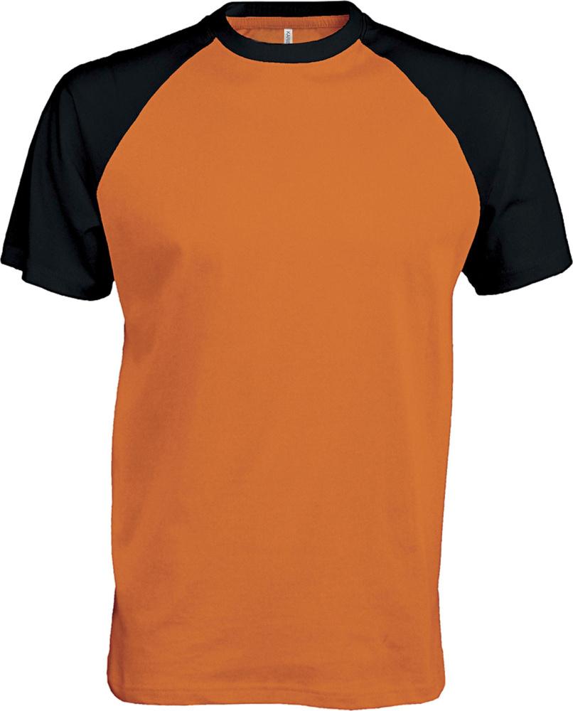 Kariban – Contrast Baseball T-Shirt