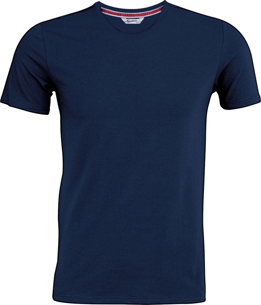 Kariban – Herren Vintage Kurzarm T-Shirt