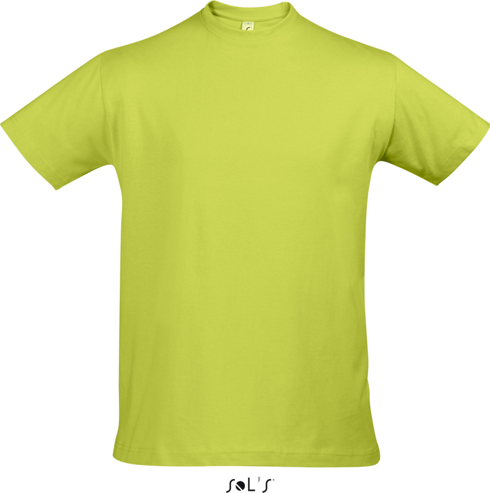 50d3c0384e Imperial T-Shirt (Apple Green) for embroidery and printing - SOL'S ...