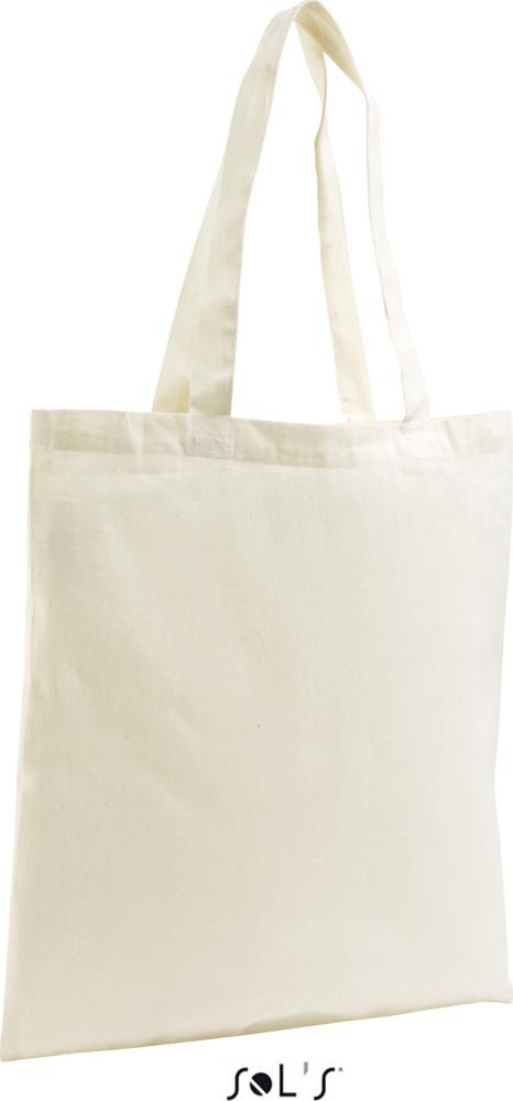 Bi-Ethic Organic Shopping Bag Zen (Natural) for embroidery - SOL S ... 6d34c7b33b99
