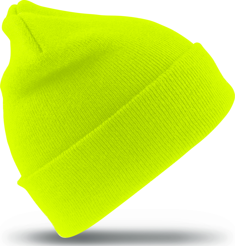 0bf36b9c615 Woolly Ski Hat 3M™ Thinsulate™ (Fluorescent Yellow) for embroidery ...