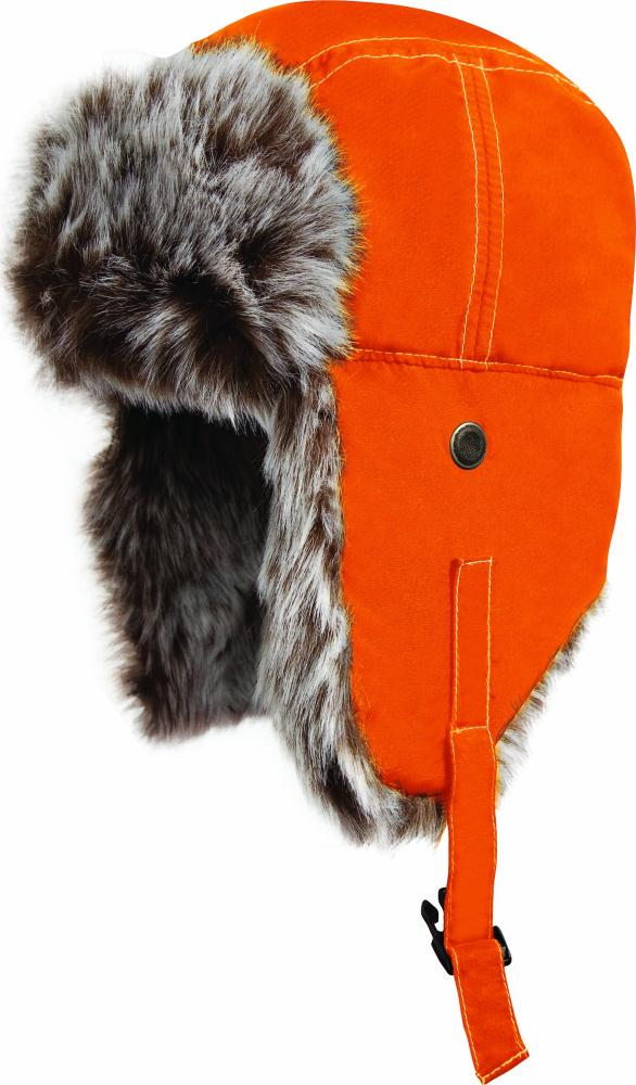 Classic Sherpa Hat (Tangerine Orange) zum besticken - Result - Caps ... 943c2f74e7