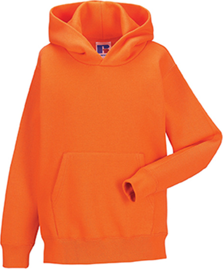 dc905cf4d Children´s Hooded Sweatshirt (Orange) for embroidery and printing ...