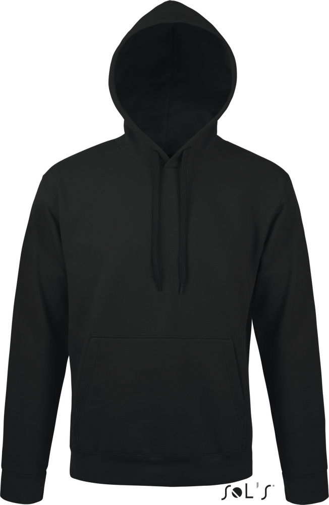 9ca9cd857 Unisex Hooded Sweat-Shirt Snake (Black) for embroidery and printing ...