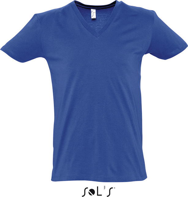 d54299c4173ad Short Sleeve Tee Shirt Master (Royal Blue) for embroidery and ...
