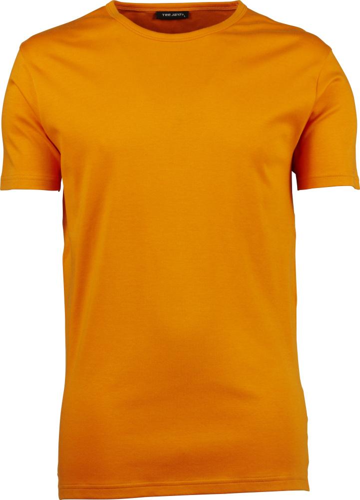 Mens Interlock Bodyfit T-Shirt (Mandarin) for embroidery and ... f252c489cc
